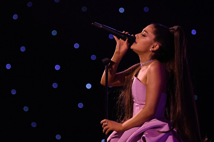 Ariana Grande a The Voice?