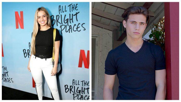 Addison Rae e Tanner Buchanan