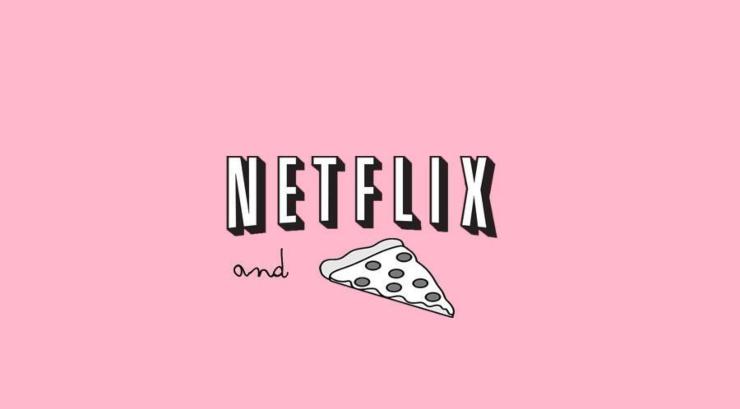 Cute Netflix logo