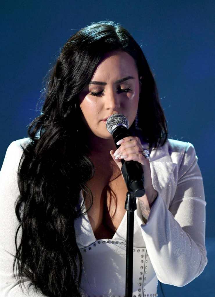 Demi Lovato - Fonte: Getty Images
