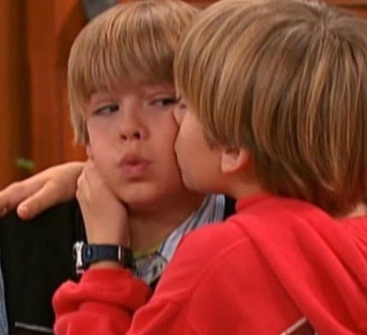 Dylan e Cole Sprouse (Zack e Cody)
