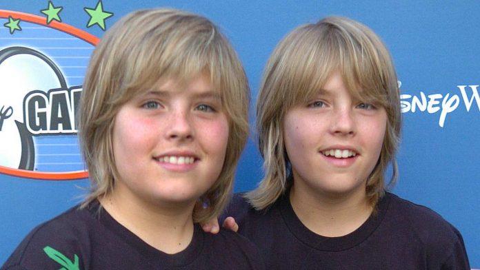 Dylan e Cole Sprouse (Zack e Cody