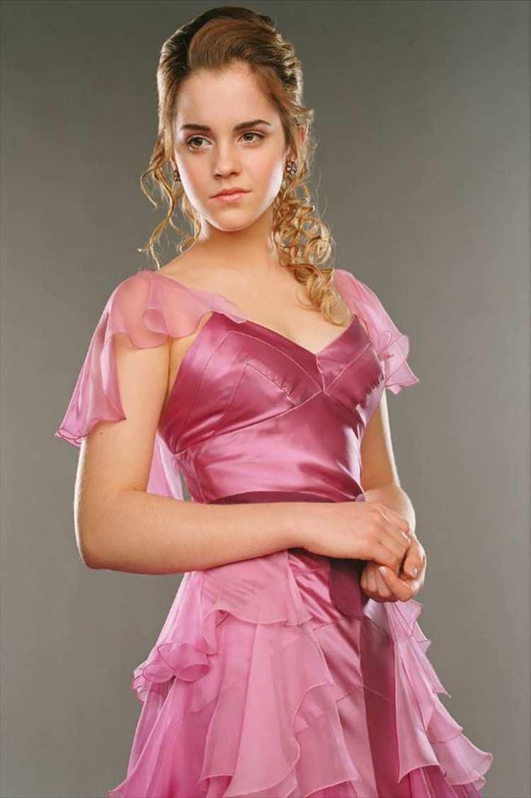 Emma Watson nei panni di Hermione nel cast di Harry Potter - Fonte: Instagram