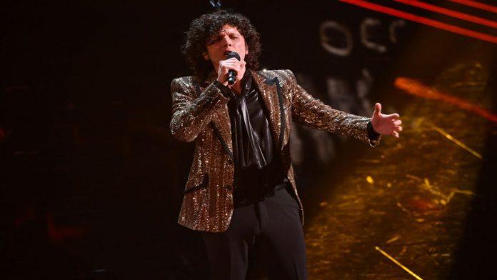 Ermal Meta, cantante italiano - Fonte: Getty Images