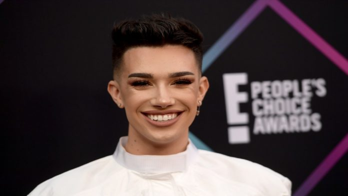 James Charles Choice Awards - fonte Gettyimages