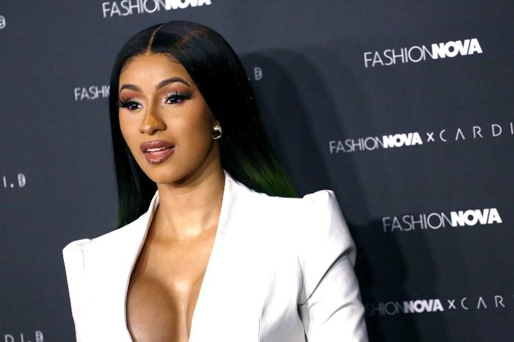 Cardi B al Fashion Nova Presents - fonte Gettyimages