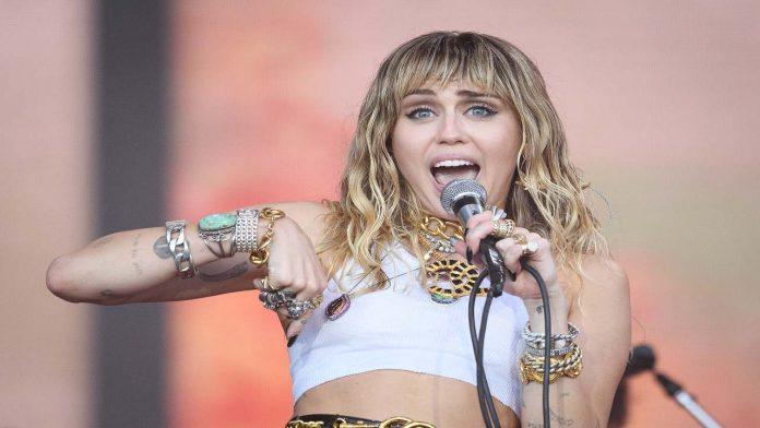 Miley Cyrus. Fonte: Getty