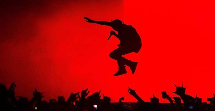 Celebrità sul palco - Fonte: Getty Images