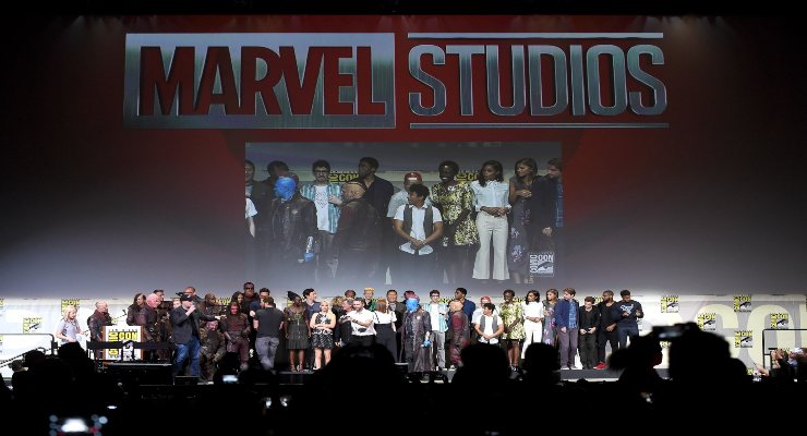 Marvel Studios A San Diego 2016 - fonte Gettyimages