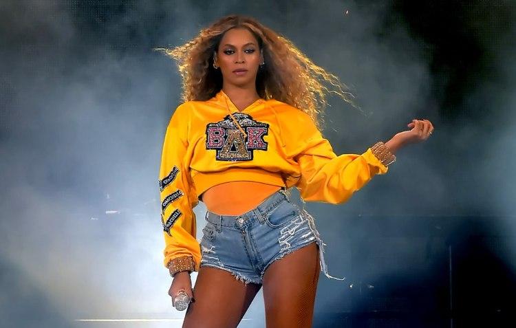 Beyonce ai Grammy