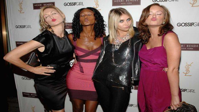 Gossip Girl, il cast - Fonte: Getty Images