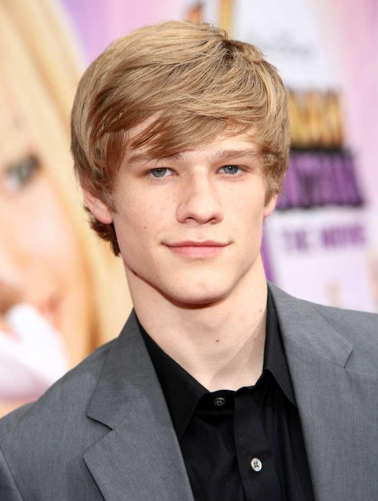 "Lucas Till, attore americano nel cast di ""Hannah Montana: The Movie"" - Fonte: Getty Images"