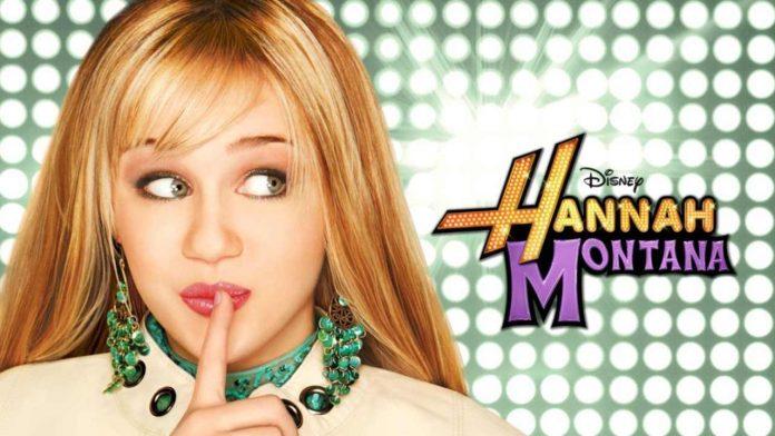 Hannah Montana logo - Fonte: Disney+