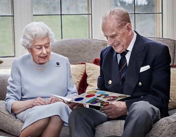 Regina Elisabetta II e il duca