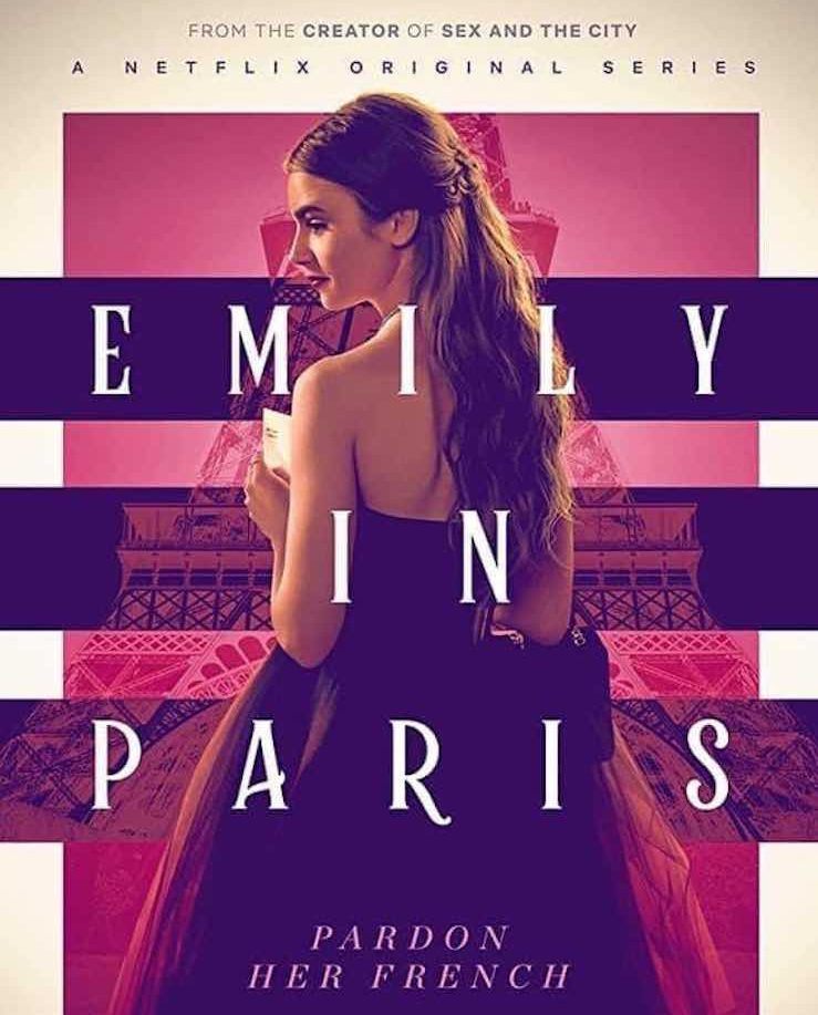 Emily in Paris nuova serie