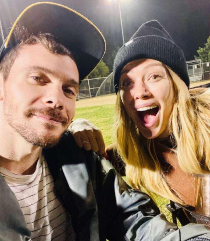 Hilary Duff e Matthew Koma