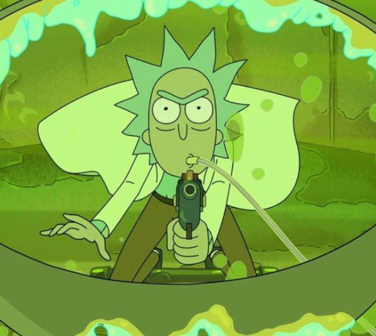 Ricki e Morty