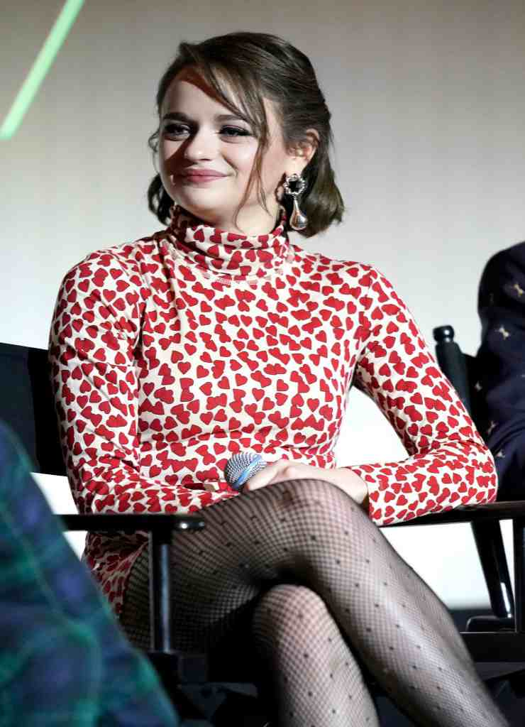 Joey King, attrice statunitense - Fonte: Getty Images