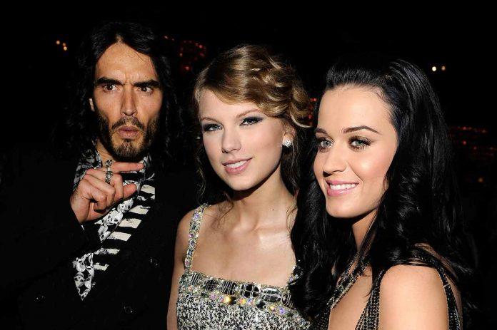 Katy Perry e Taylor Swift
