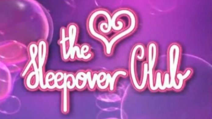 Logo The Sleepover Club