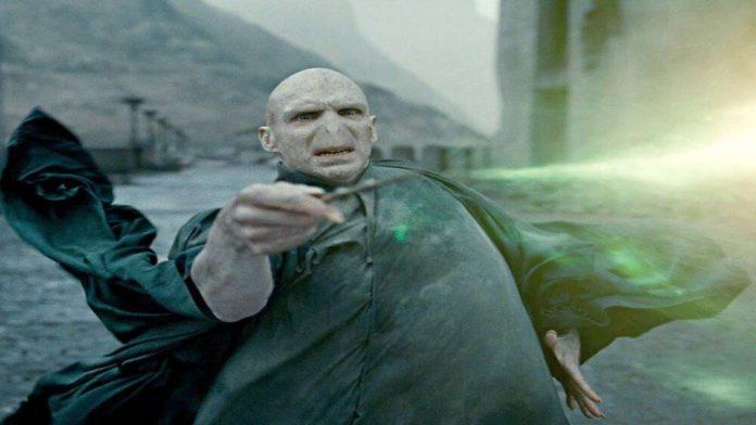 Lord Voldemort in Harry Potter - Fonte: Instagram