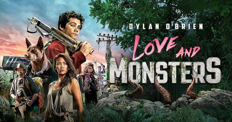 Love & Mosters