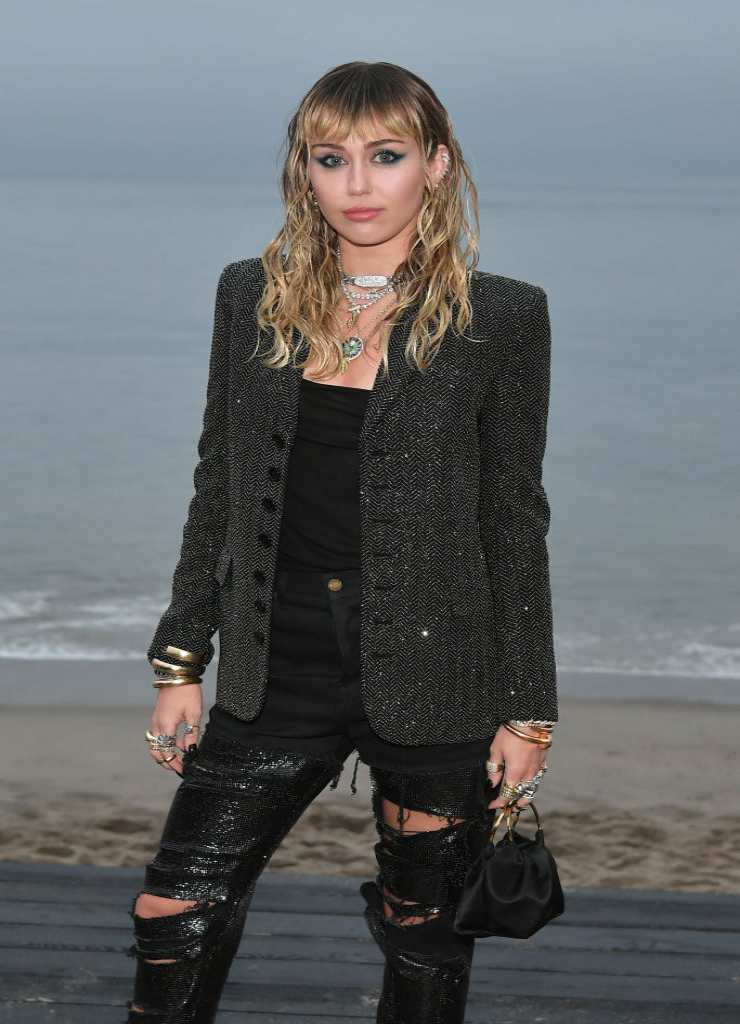 Miley Cyrus, cantante statunitense - Fonte: Getty Images