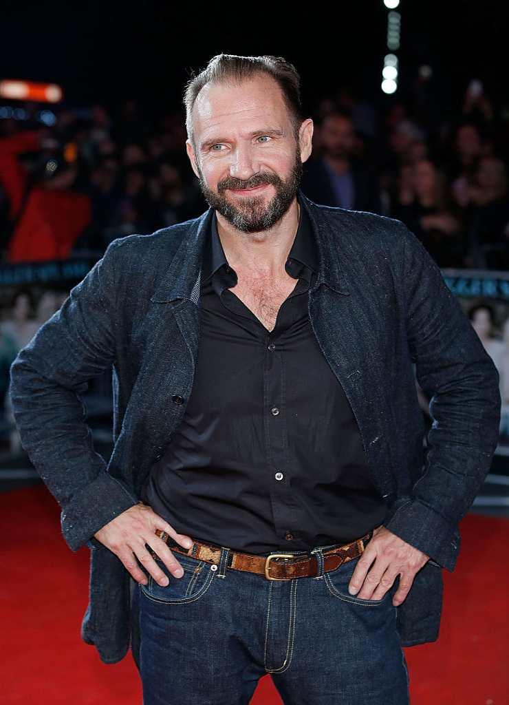 Ralph Fiennes, attore britannico - Fonte: Getty Images