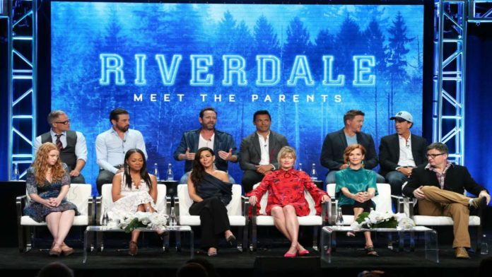 Cast della serie Riverdale - Fonte: Getty Images