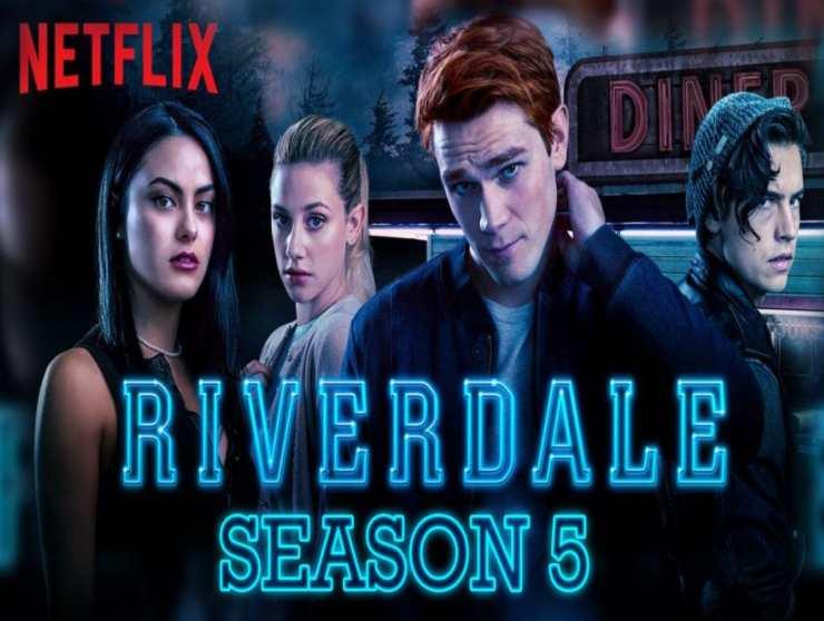 Riverdale, stagione 5 – Fonte: Instagram