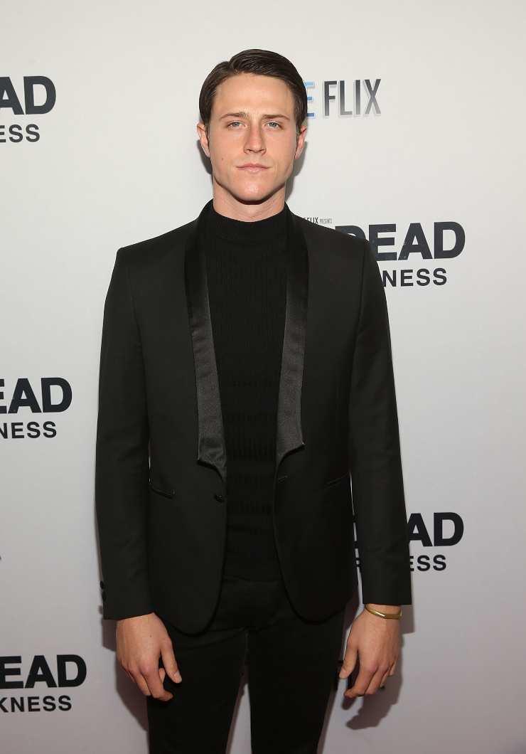 Shane Harper, attore statunitense - Fonte: Getty Images