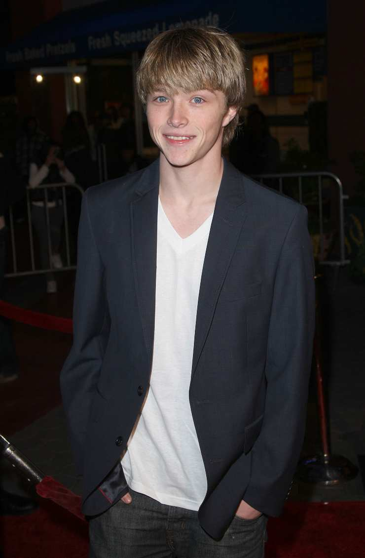 """Sterling Knight nel cast di """"Sonny tra le stelle"""" - Fonte: Getty Images"""
