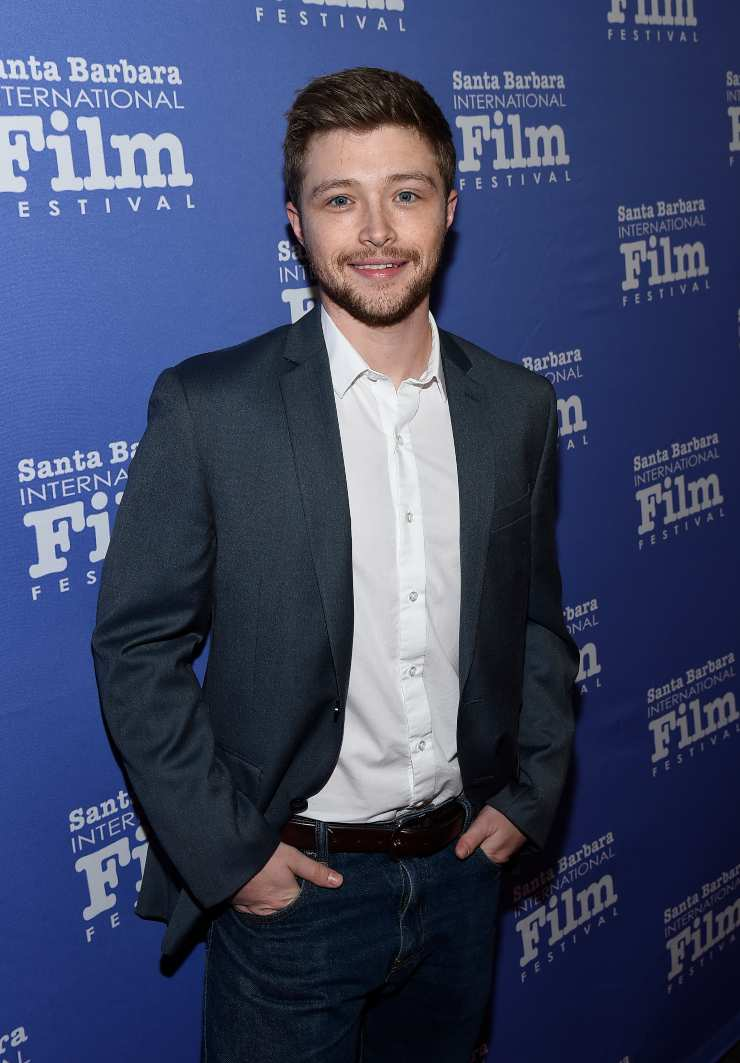 Sterling Knight, attore statunitense - Fonte: Getty Images