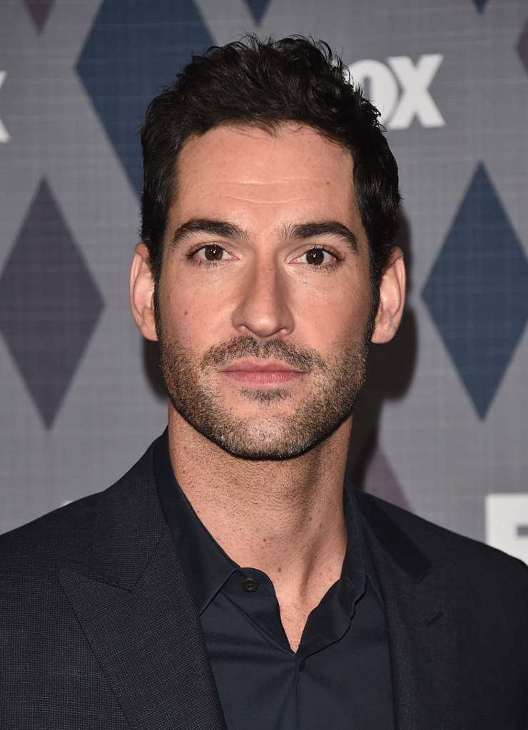 Tom Ellis, protagonista di Lucifer - Fonte: Getty Images