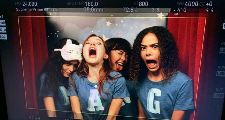 cast di Ginny & Georgia