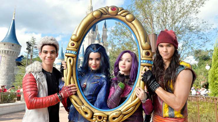 Descendants 4