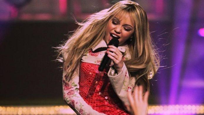 Miley Cyrus - Hannah Montana
