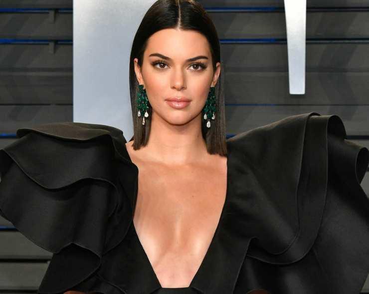 Kendall Jenner, modella statunitense - Fonte: Instagram