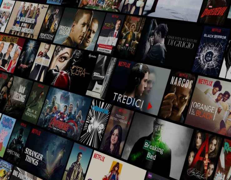 Serie tv di Netflix - Fonte: Instagram
