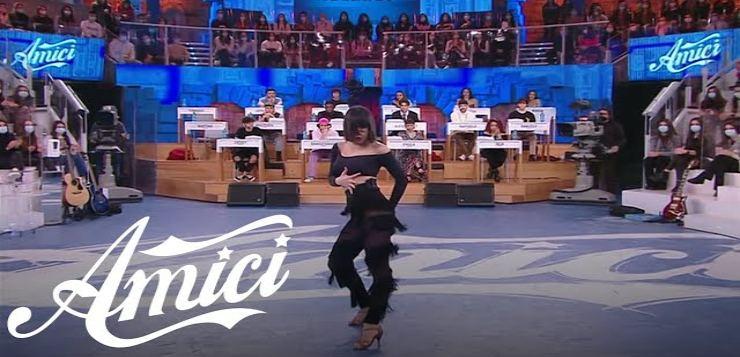 Amici 20, Martina: categoria ballo - Fonte: Instagram