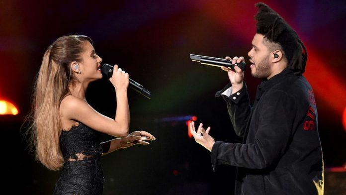 Ariana Grande ft. The Weeknd