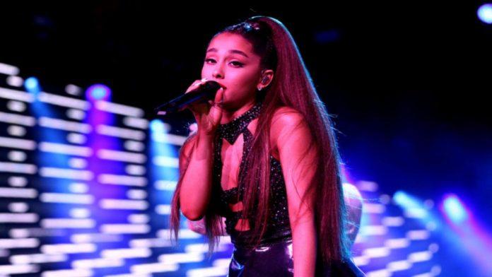 Ariana Grande, cantante e attrice statunitense - Fonte: Getty Images