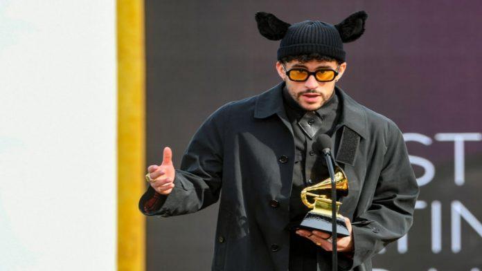 Bad Bunny, cantante portoricano - Fonte: Getty Images