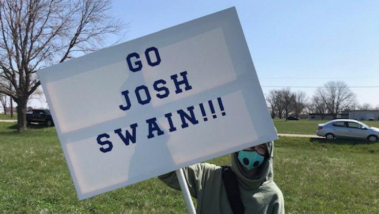Cartello del Josh Fight