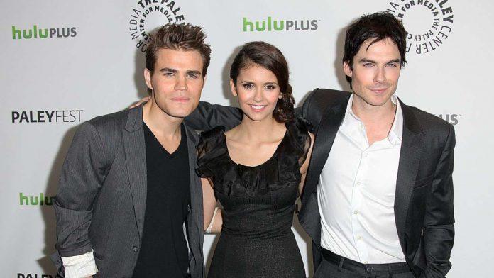 Cast The Vampire Diares