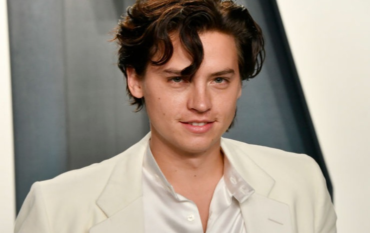 Cole Sprouse Moonshot - Fonte: Getty Images