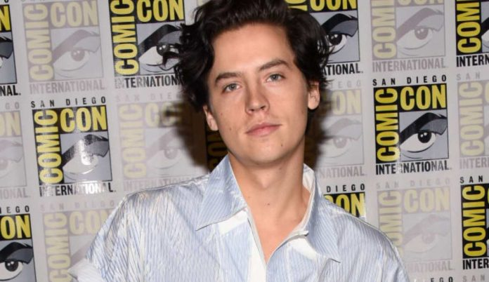 Cole Sprouse, attore statunitense - Fonte: Getty Images