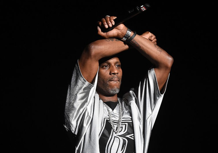 DMX, rapper statunitense - Fonte: Getty Images