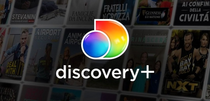 Discovery+ serie