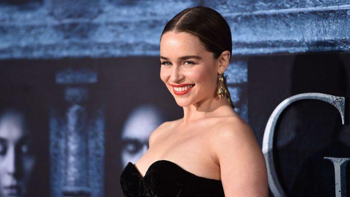 Emilia Clarke, attrice